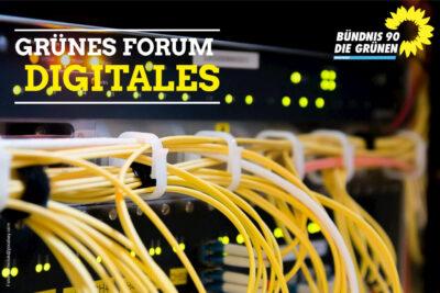 Grünes Forum Digitales