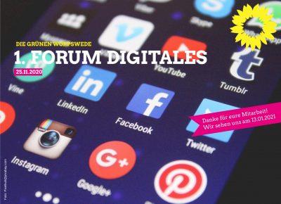 Die Grünen Worpswede Forum Digitales