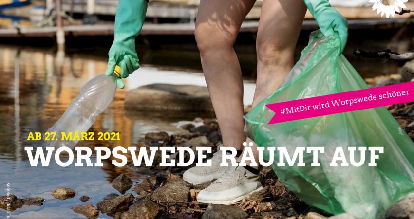 Worpswede räumt auf 2021