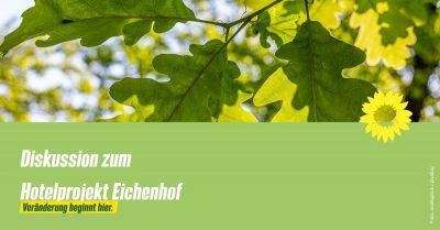 Hotelprojekt Eichenhof Worpswede