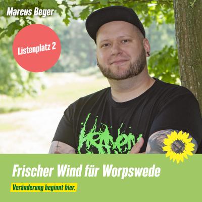 Listenplatz 2 Marcus Beyer