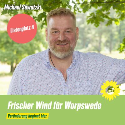 Listenplatz 4 Michael Sawatzki