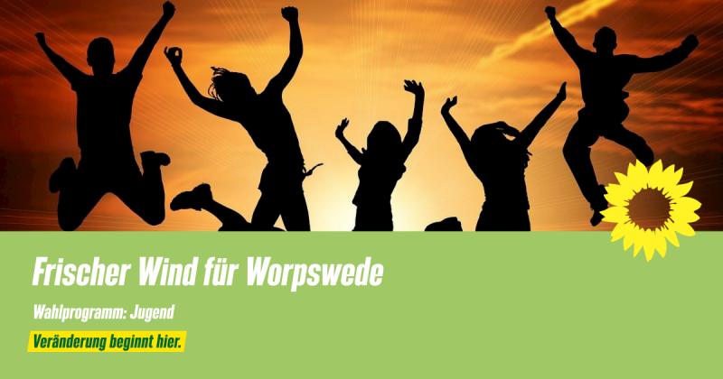 Wahlprogramm Worpswede Jugend