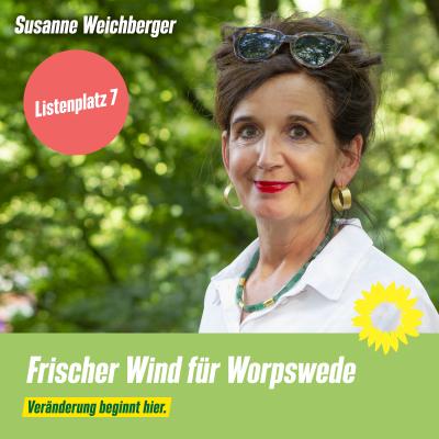 Listenplatz 7 Susanne Weichberger