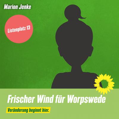 Listenplatz 13 Marion Jenke