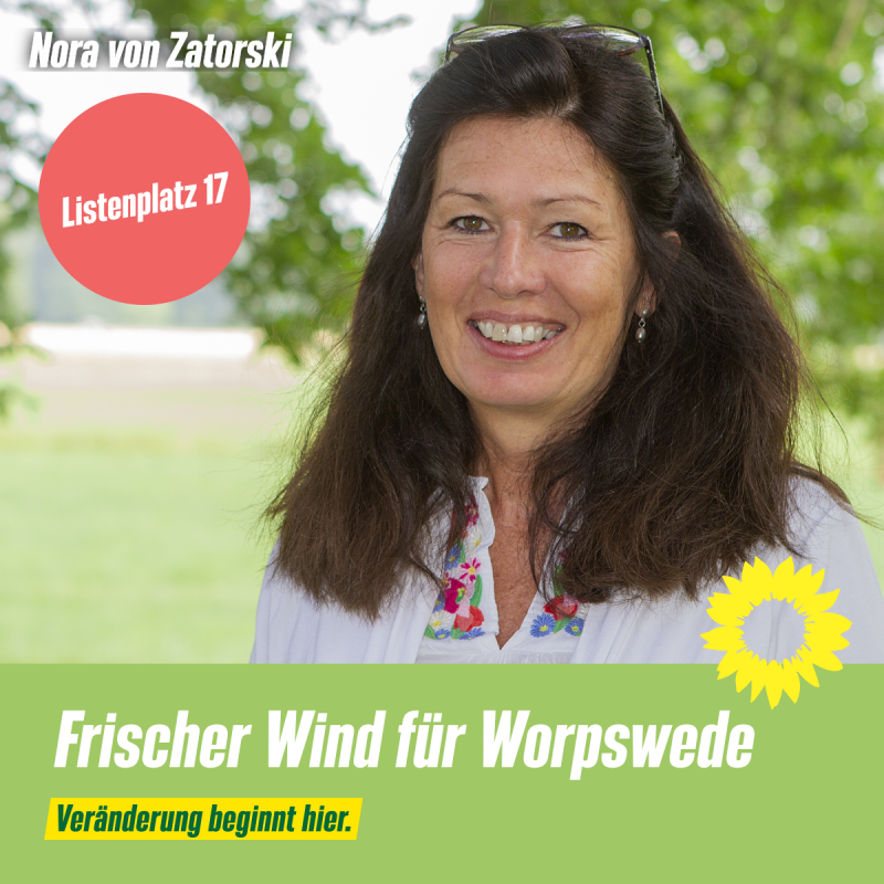 Listenplatz 17 Nora von Zatorski