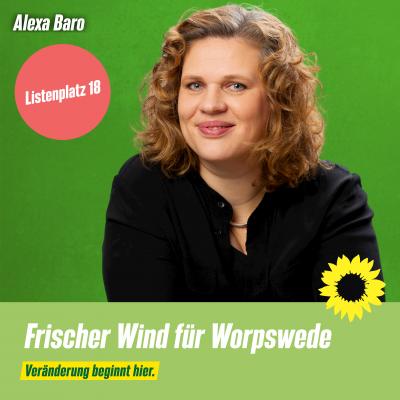 Listenplatz 18 Alexa Baro