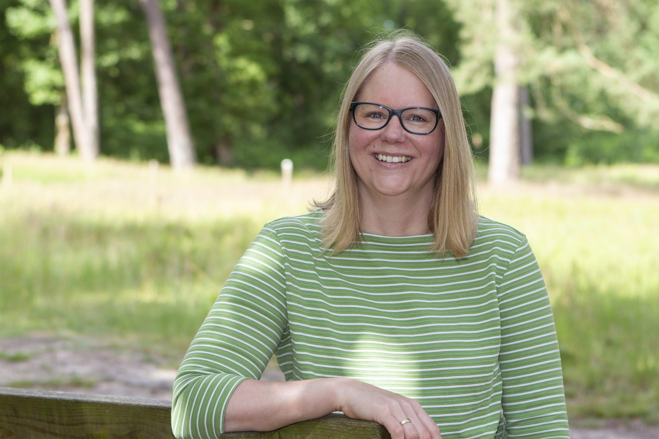 Almut Helvogt Die Grünen Worpswede