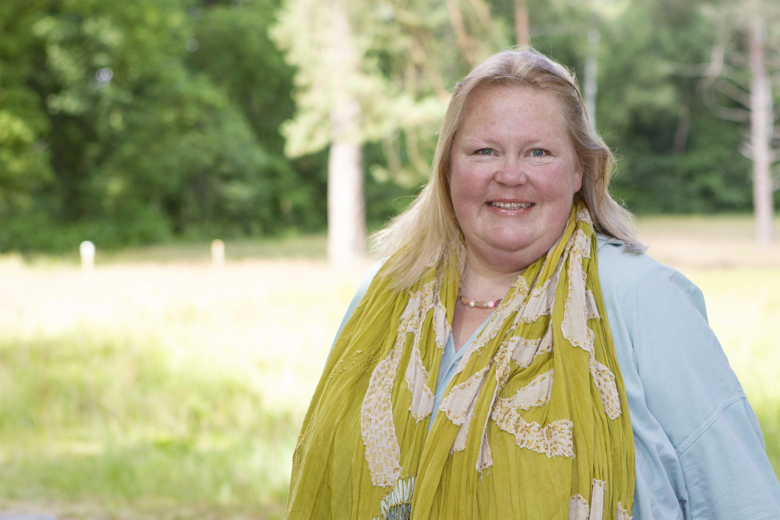 Kristina Teege Die Grünen Worpswede
