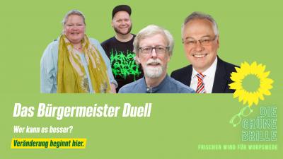 Bürgermeister Duell Worpswede